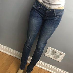 Hollister Skinny Jeans Size 5L 27x33